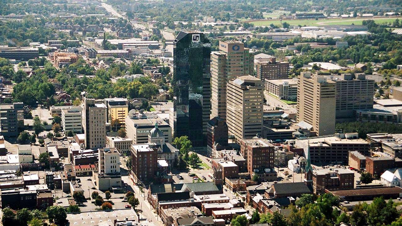 Lexington Downtown