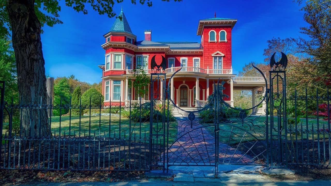 Home of Stephen King, Bangor