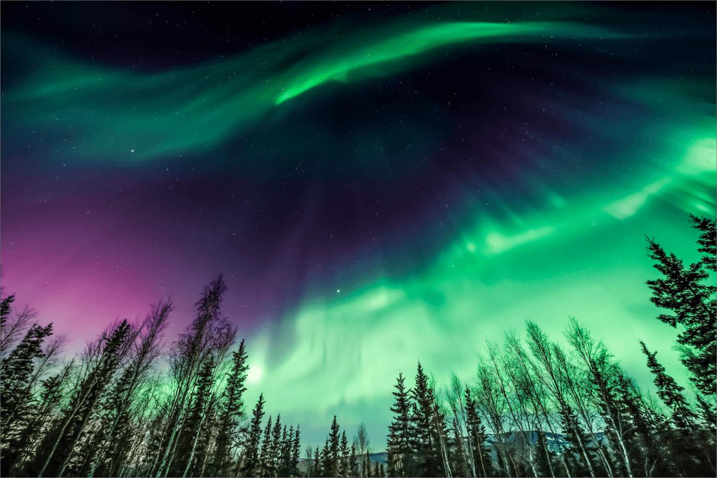 Northern Lights, Fairbanks