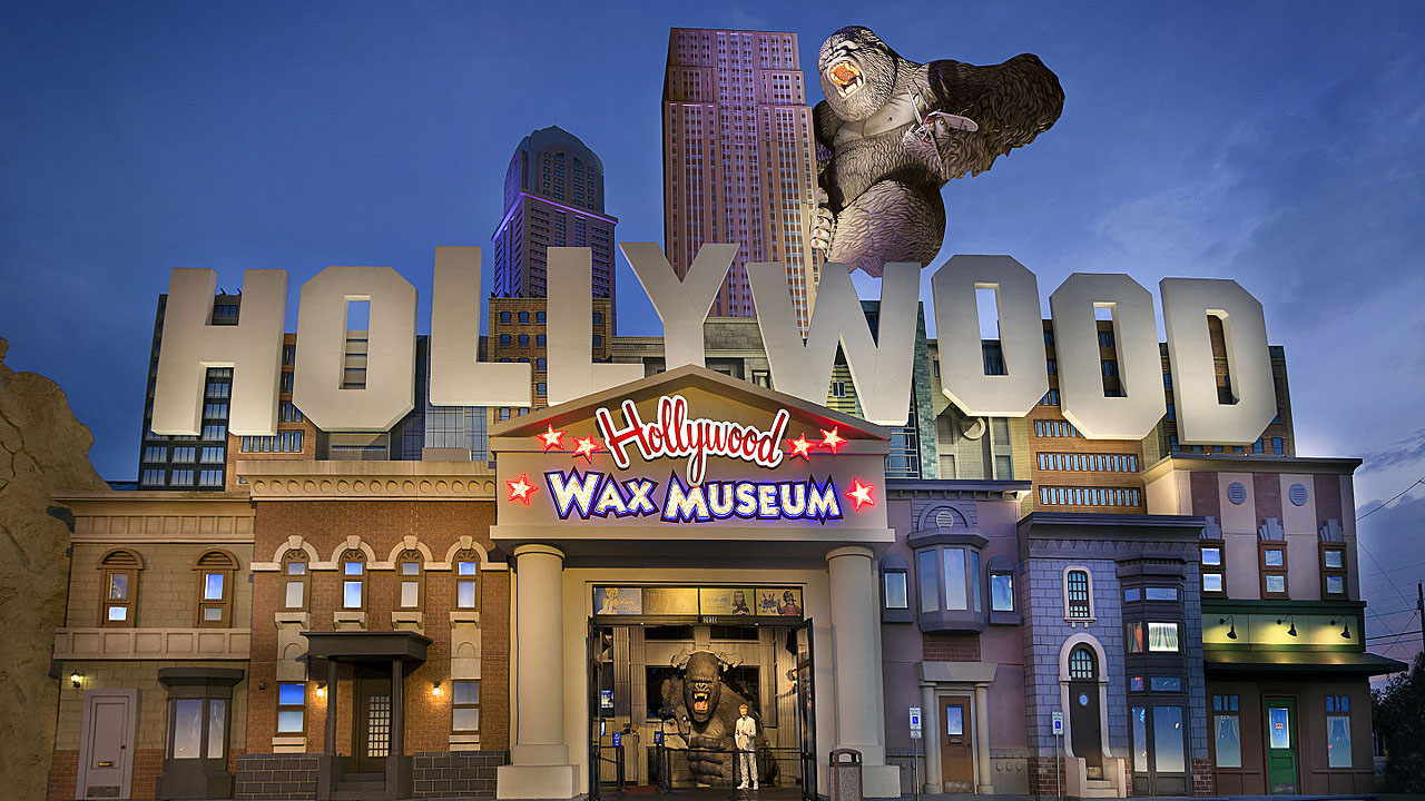Hollywood Wax Museum, Branson