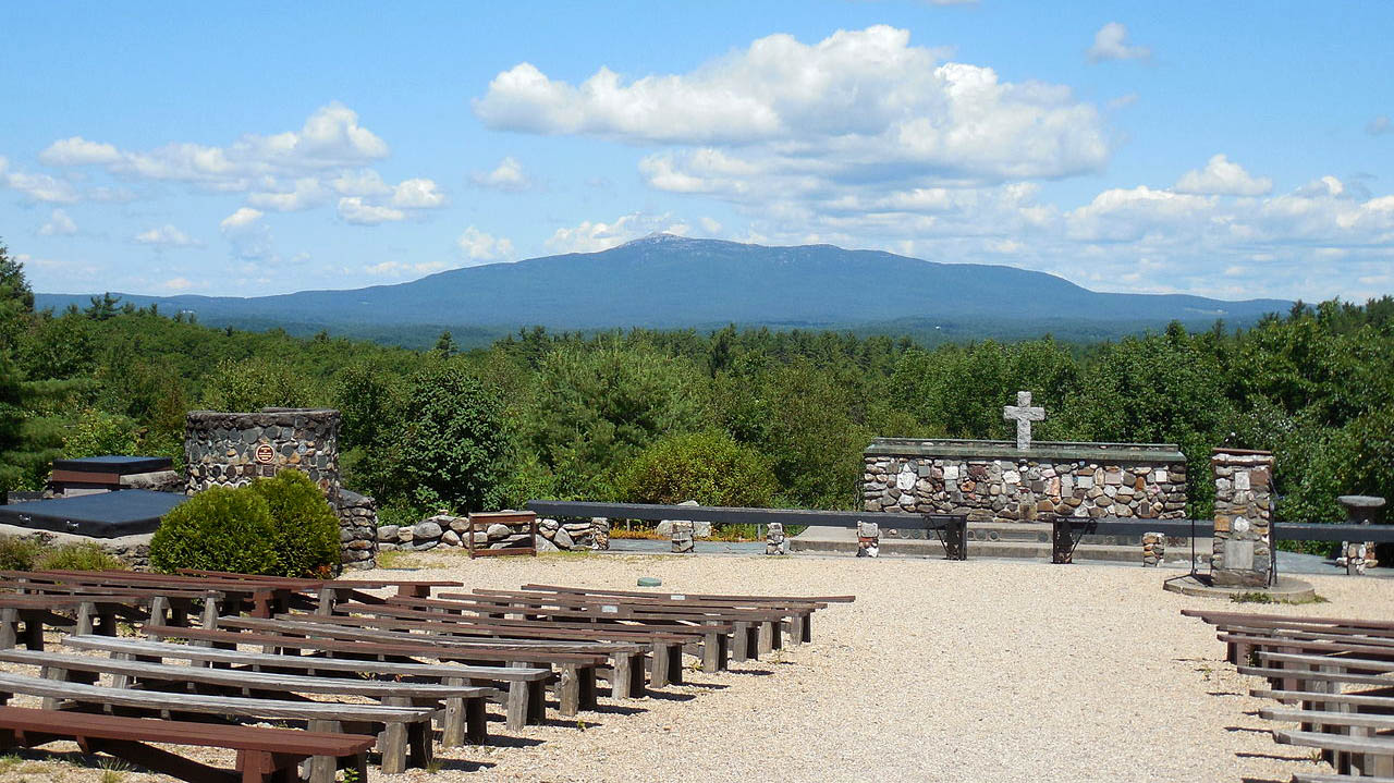 Cathedral of the Pines, Rindge