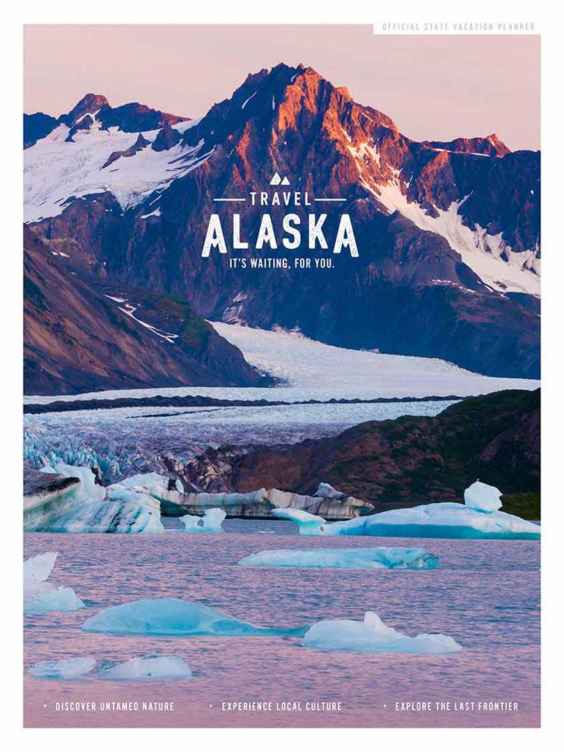 Travel Alaska Visitors Guide