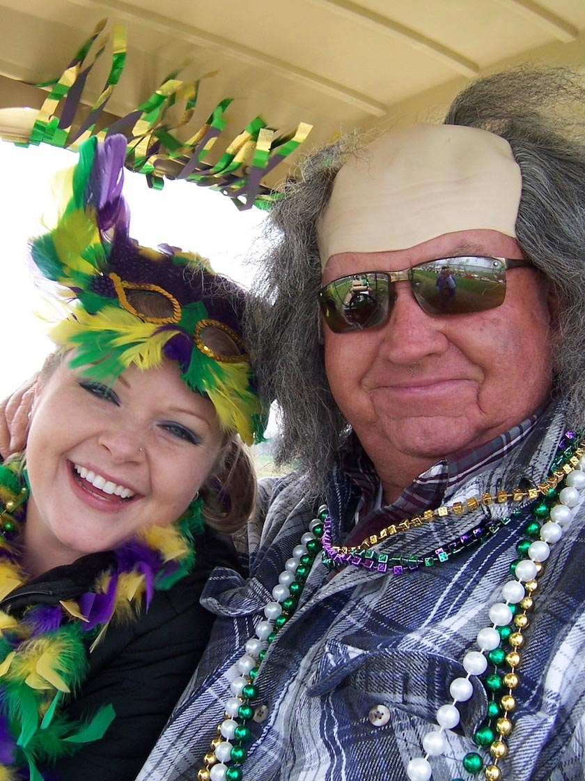 Lundy Gras Festival, Pointe Coupee, LA