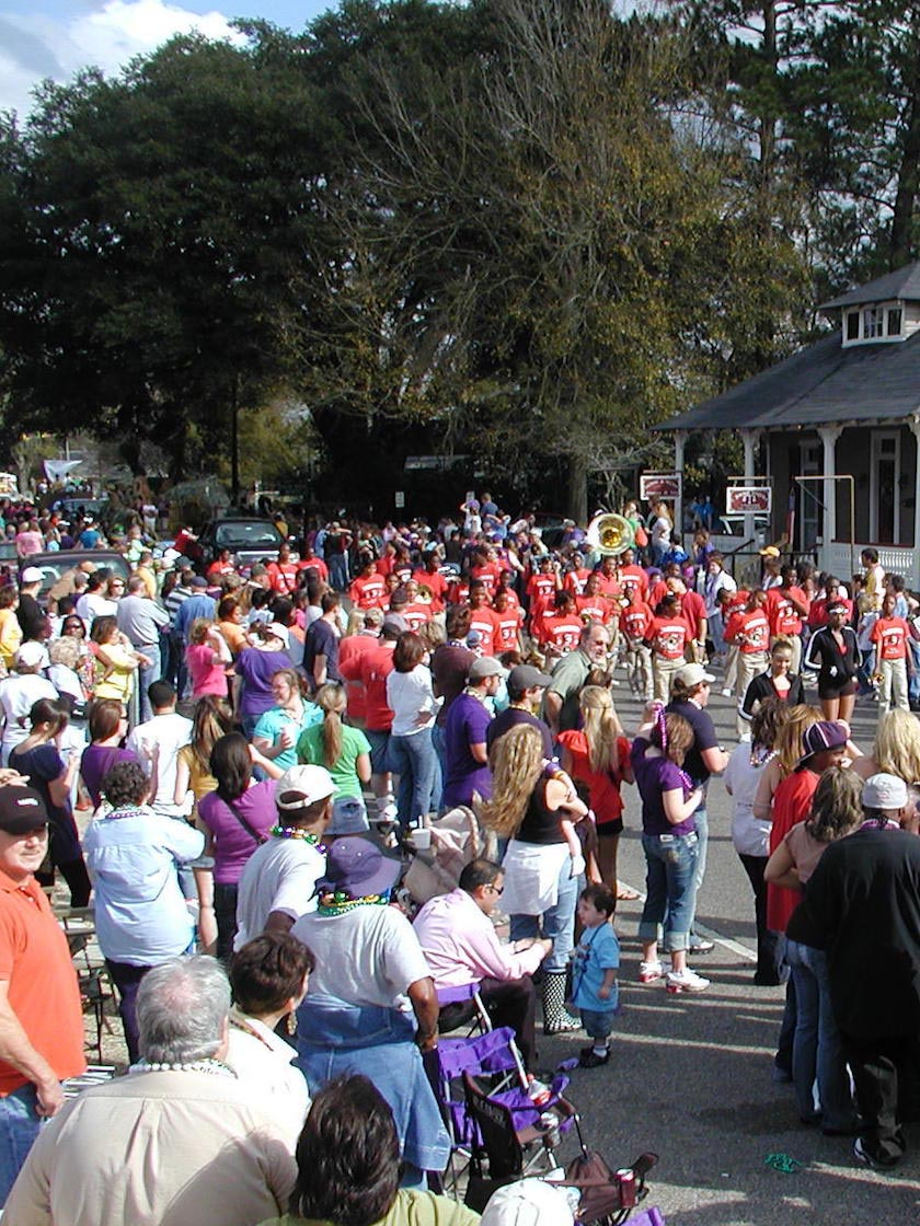 Mardi Gras Festival, Pointe Coupee, LA