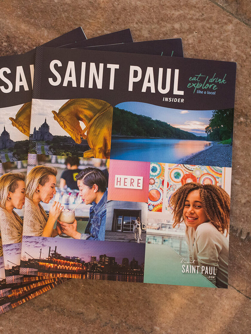 Visit Saint Paul Visitors Guide