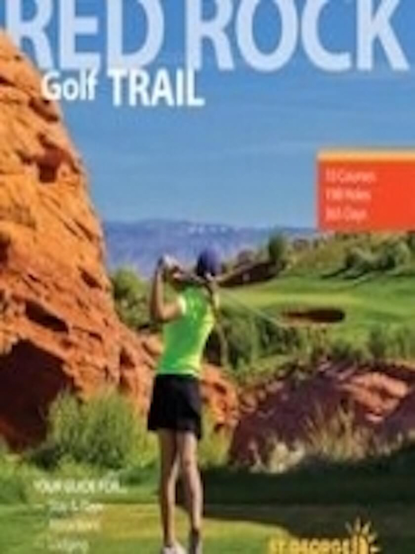 Red Rock Golf Trail Travel Planner, St George, UT | Travel Guides