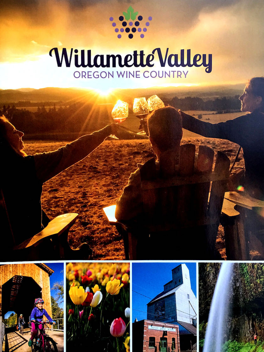 Willamette Valley Visitor Guide
