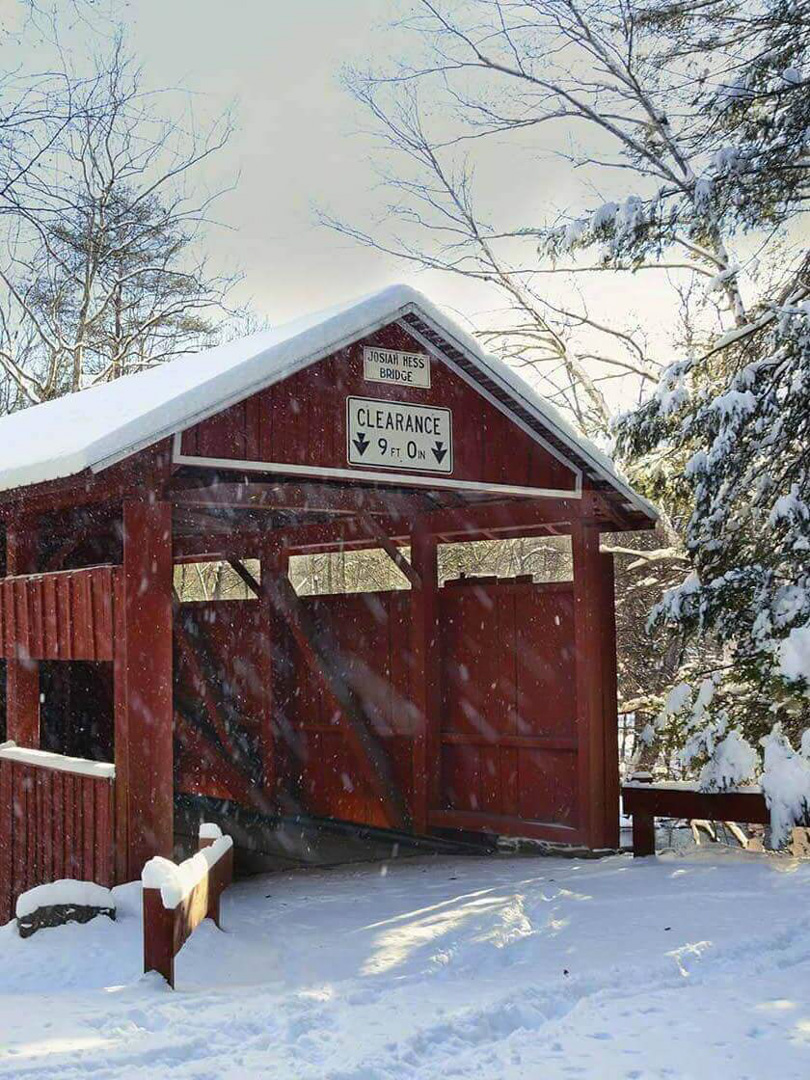 Covered Bridges, Columbia-Montour Counties,PA