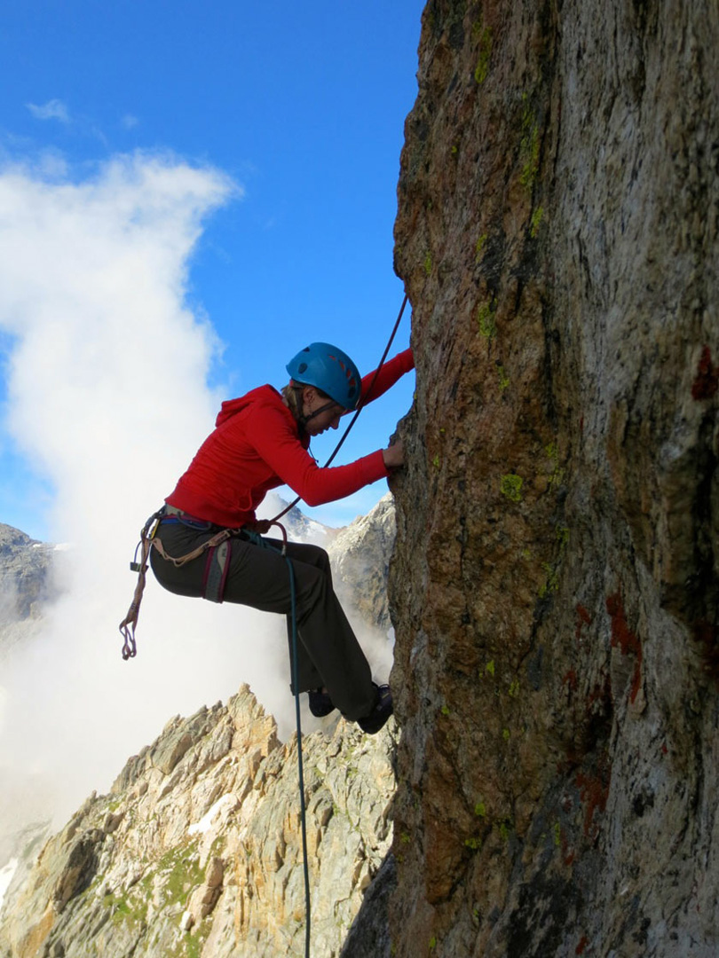 Mountain Climbing, Cody/Yellowstone, WY