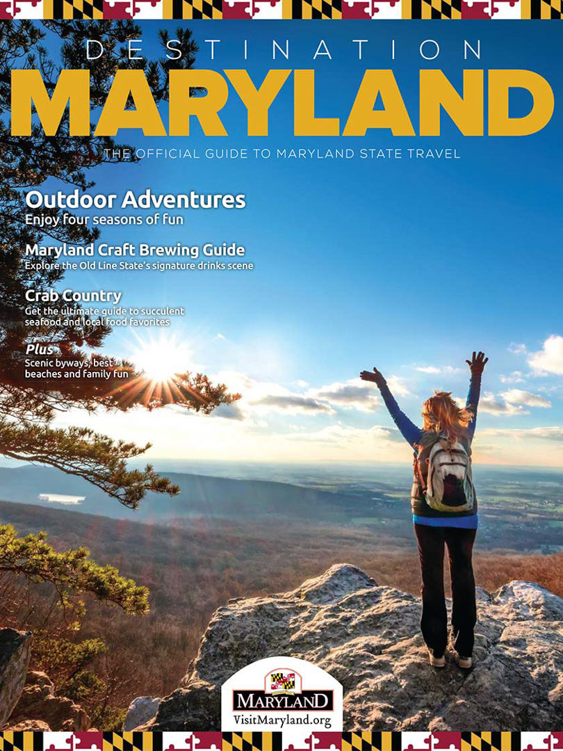 Visit Maryland Travel Guide