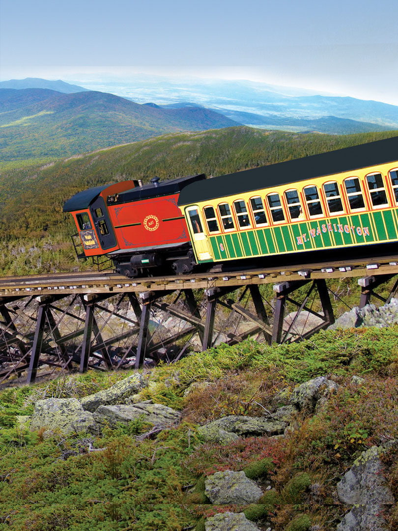 Mount Washington Cog Railway, NH