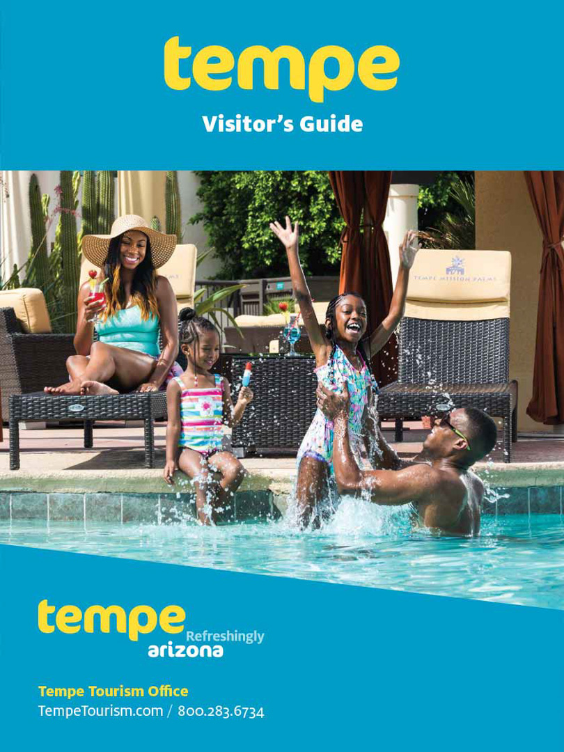 Tempe Arizona Visitors Guide,