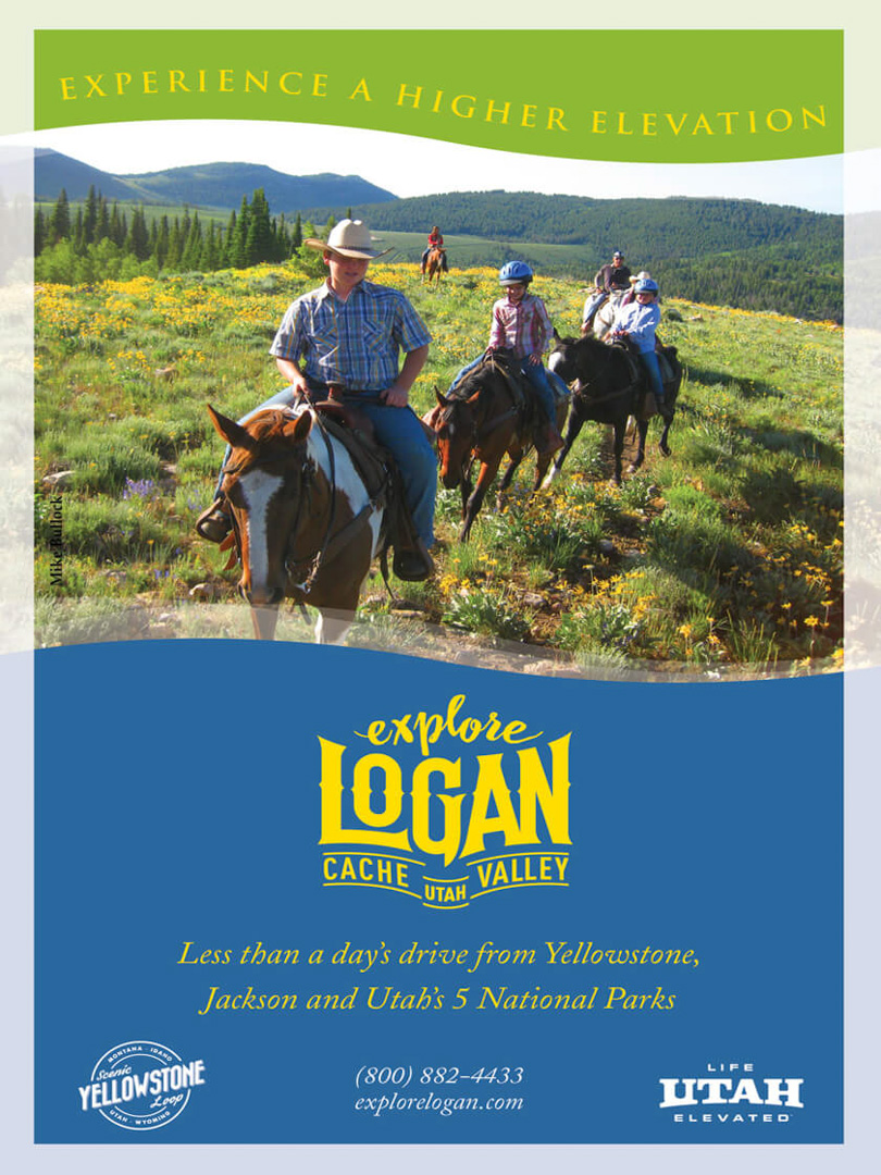 Cache Valley Travel Guide, Logan Utah