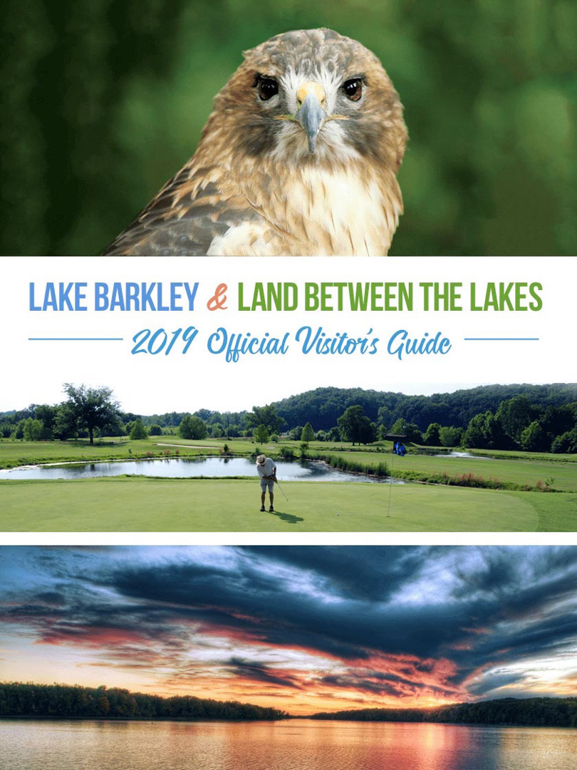 Cadiz County- Lake Barkley Visitors Guide, Cadiz, KY | Free Travel Guides