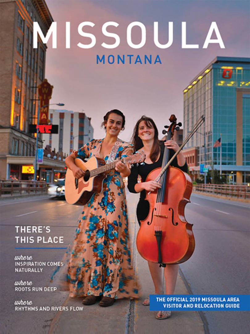 Missoula, MT, Official Travel & Relocation Guide