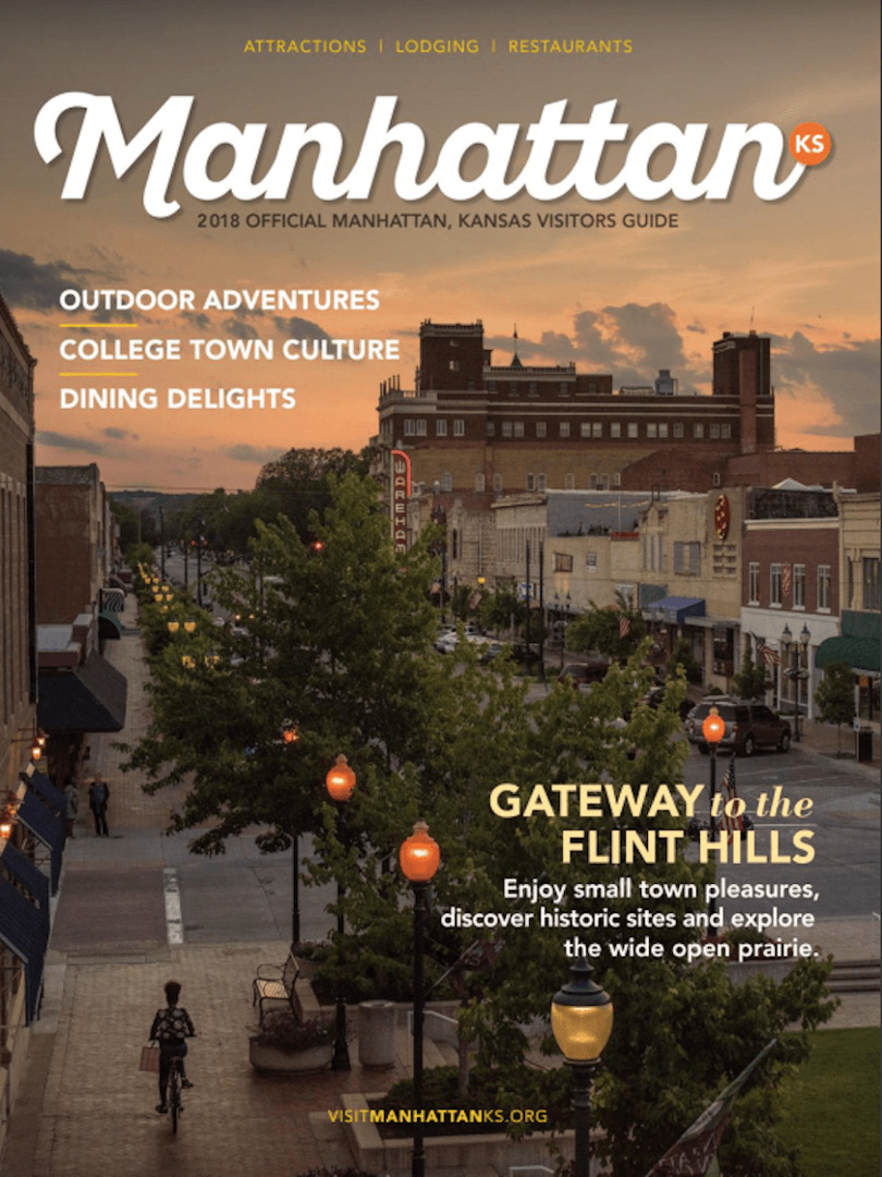 Manhattan Kansas Visitors Guide | Free Travel Guides