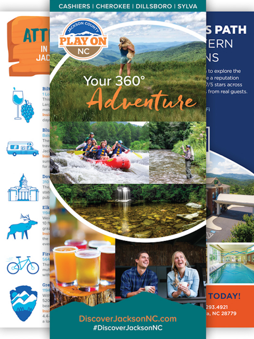 Jackson County North Carolina Visitors Guide