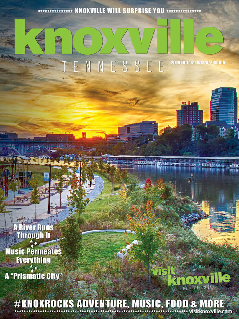 Knoxville  Tennessee Visitors Guide