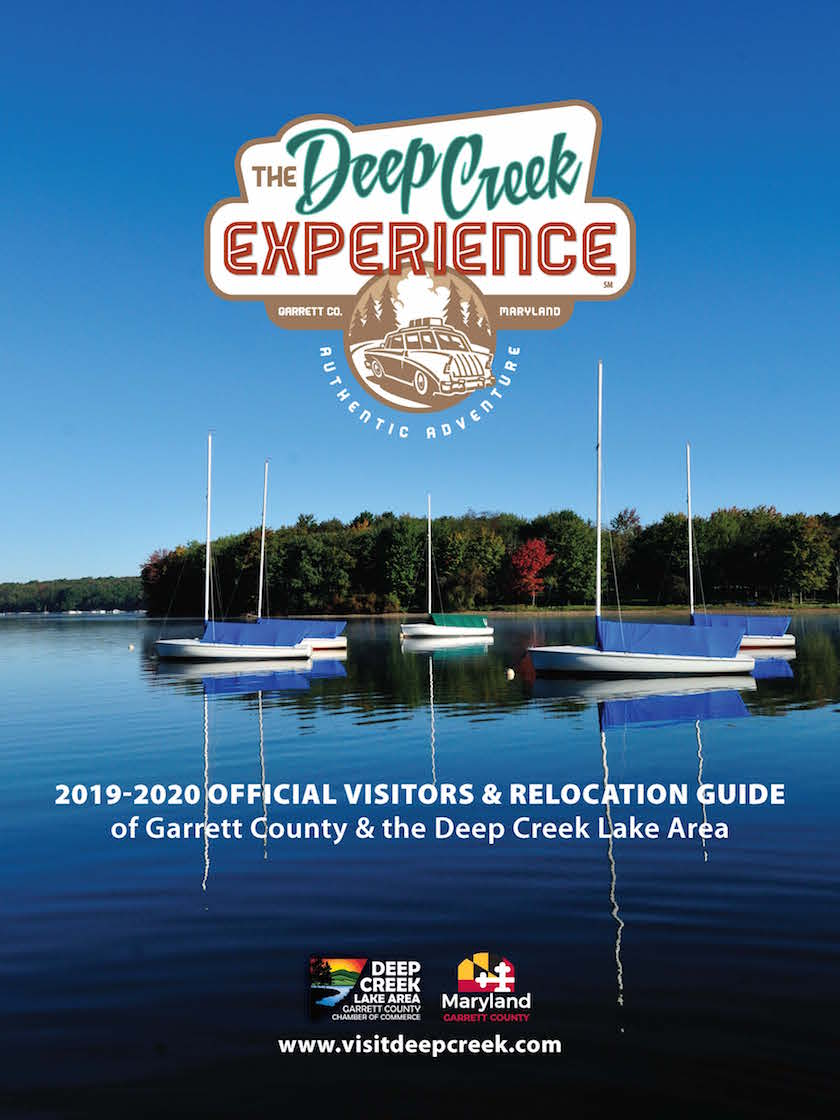 Deep Creek Visitors Guide, Garrett County, Maryland