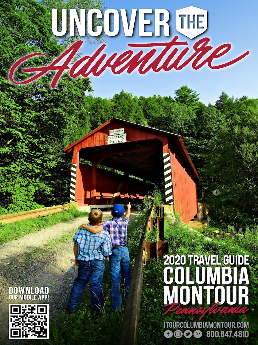 Columbia-Montour Counties PA Travel Guide 2020