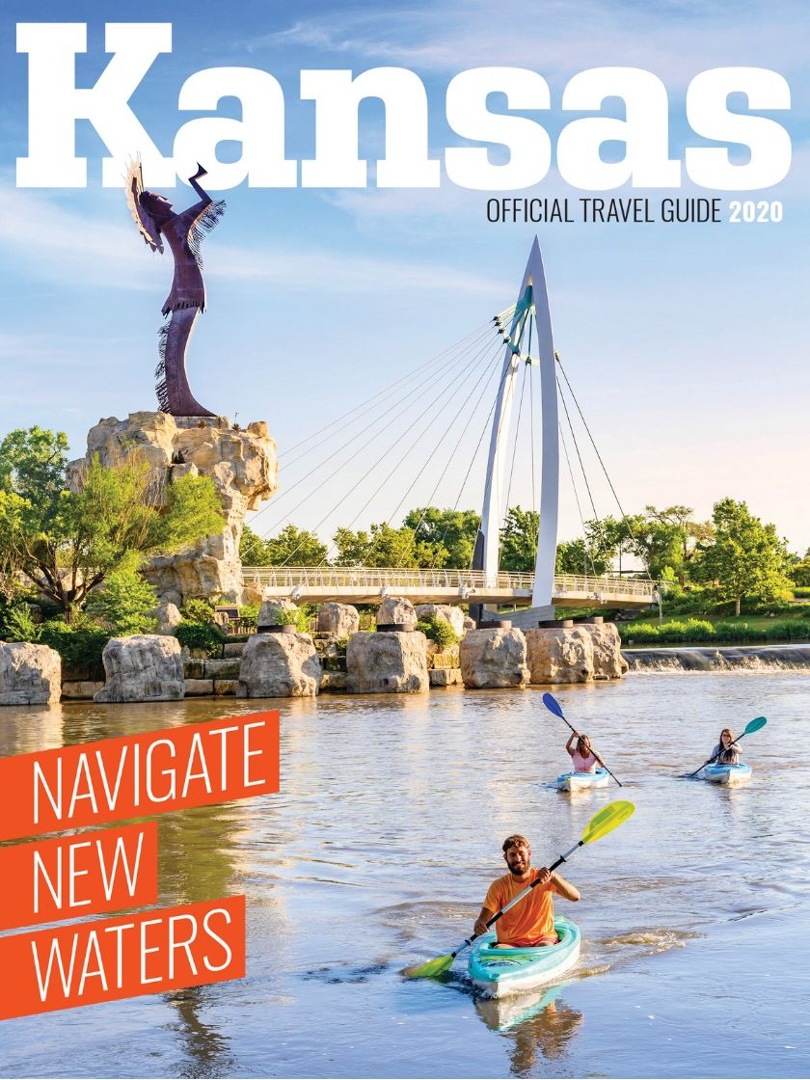 Kansas Official Travel Guide 2020 | Free Travel Guides