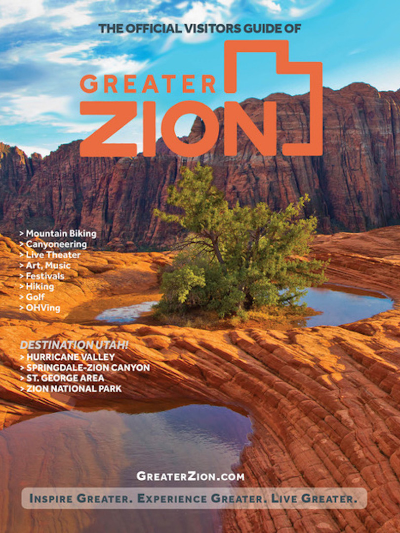 Greater Zion Vacation Planner, St. George, UT | Free Travel Guides