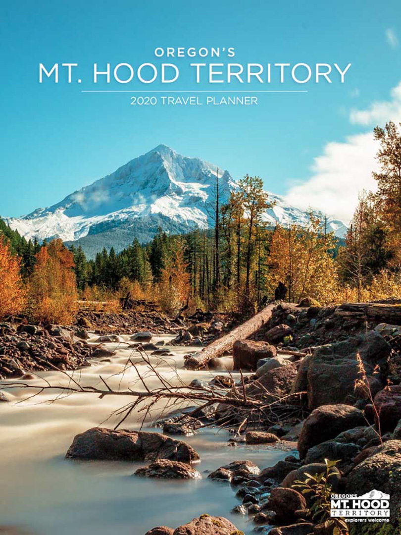 Oregon's Mt. Hood Territory Travel Planner | Free Travel Guides