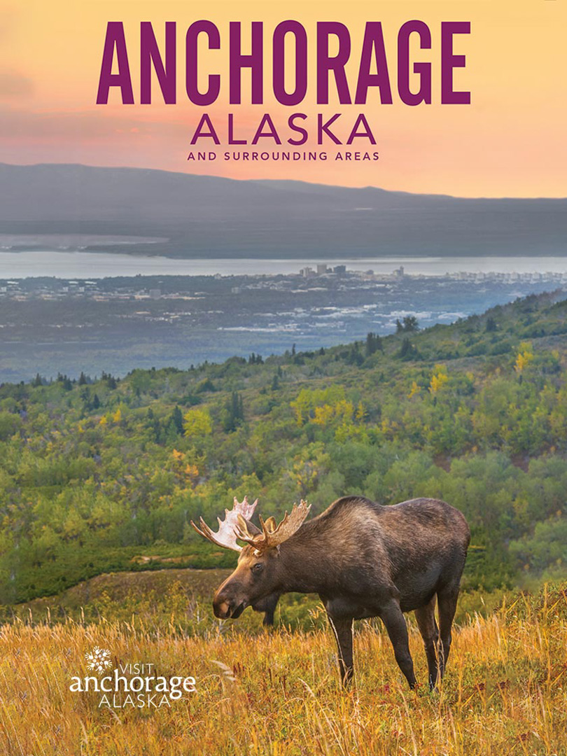 Official Visitors Guide to Anchorage Alaska