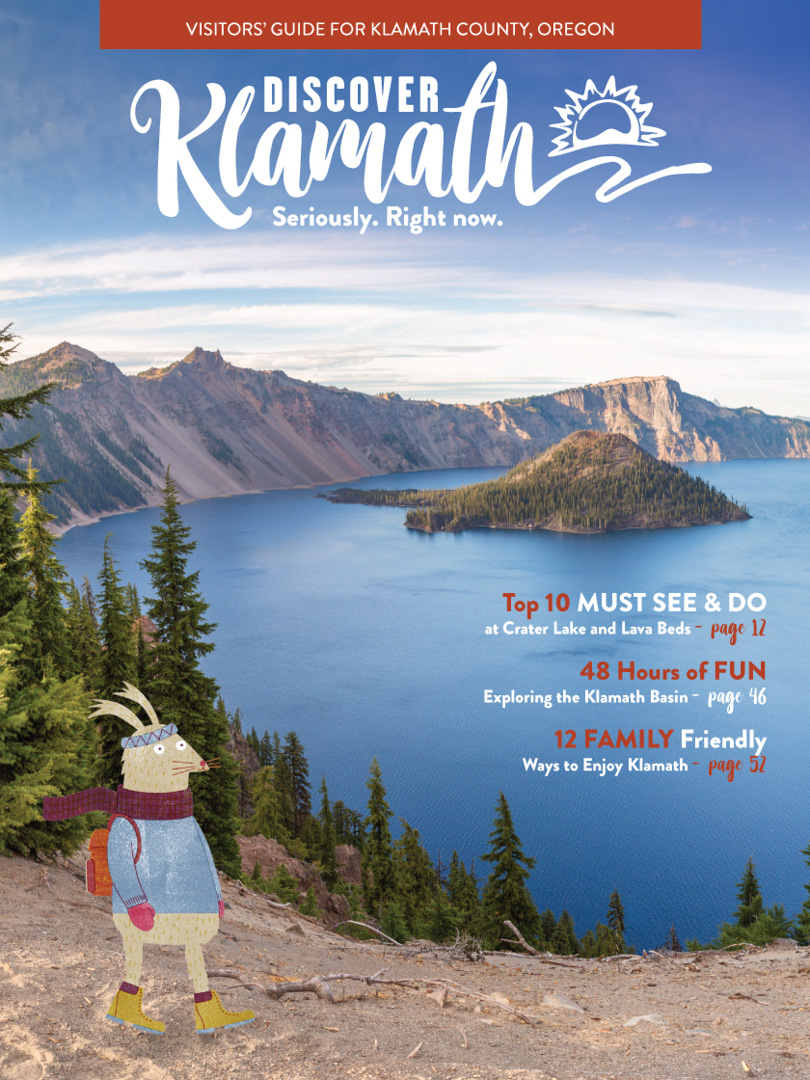 Discover Klamath Oregon Visitors Guide 2020