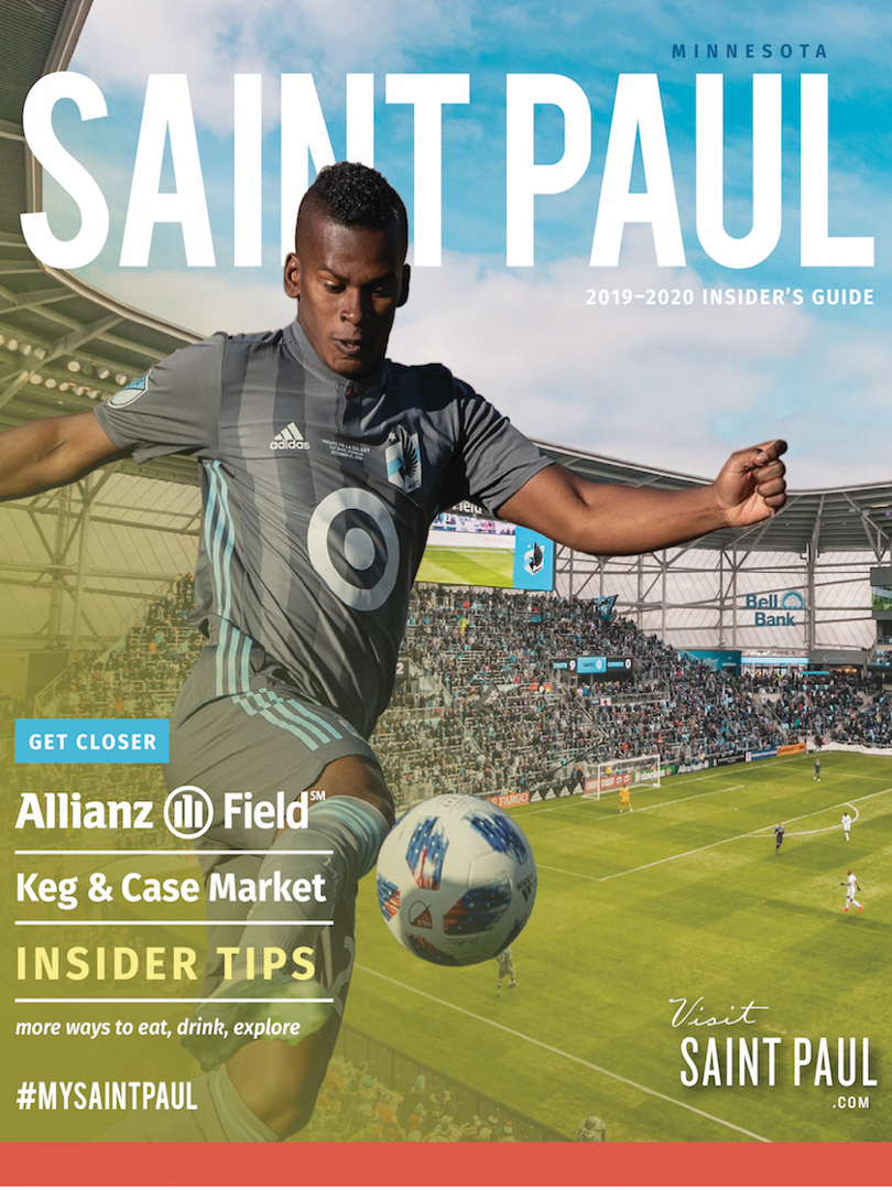 Official Saint Paul Minnesota Insiders Guide