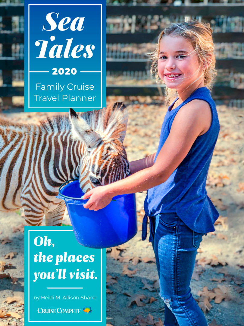 Sea Tales Family Cruise Travel Planner 2020 | Travel Guides