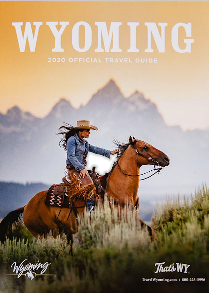 Wyoming Officail Travel Guide