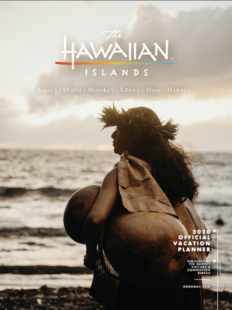The Hawaiian Islands Official Vacation Planner 2020