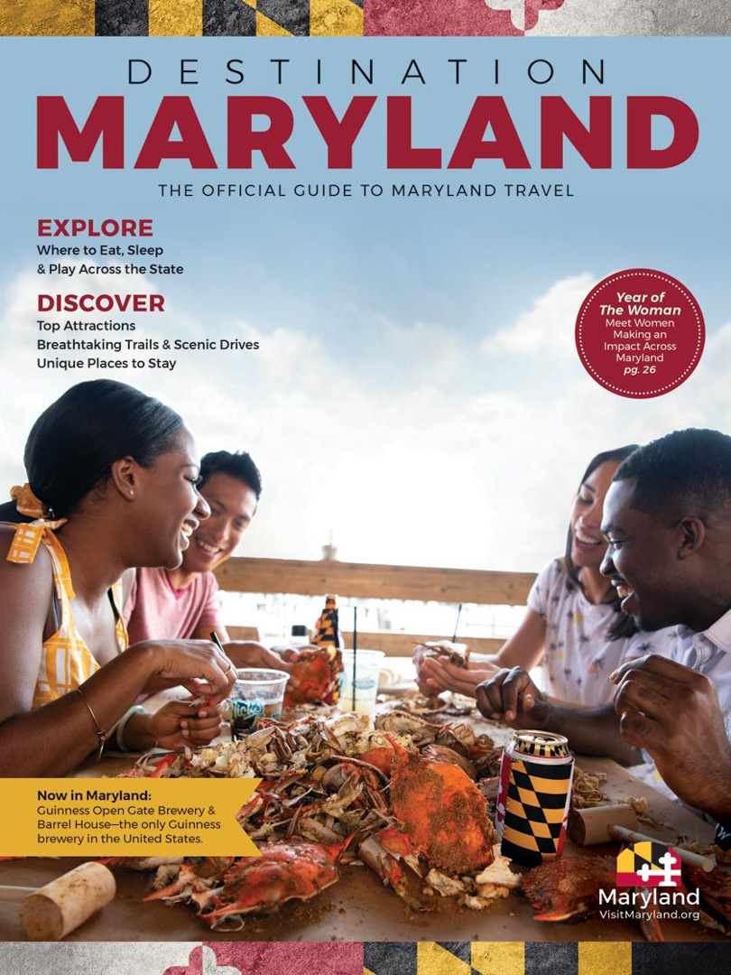 Visit Maryland Travel Guide