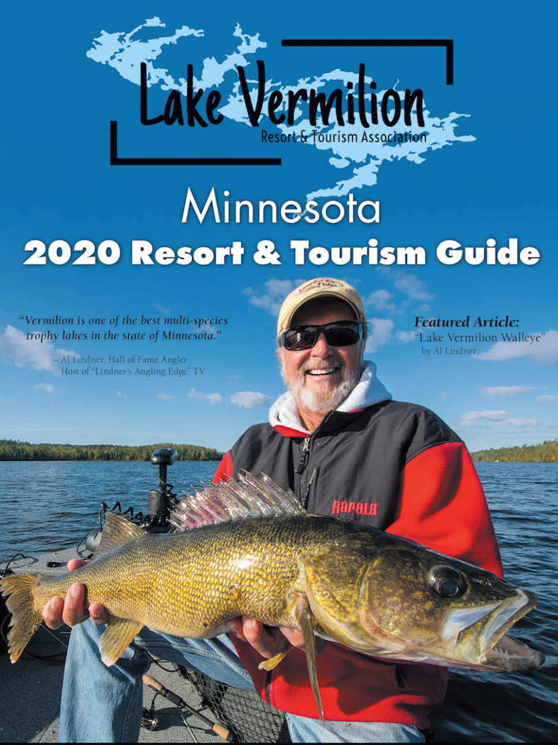 Lake Vermilion Resort & Tourism Guide 2020, Minnesota