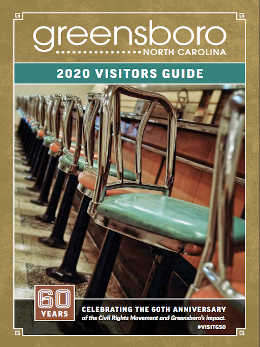 Greensboro North Carolina, 2020 Visitors Guide | Free Travel Guides