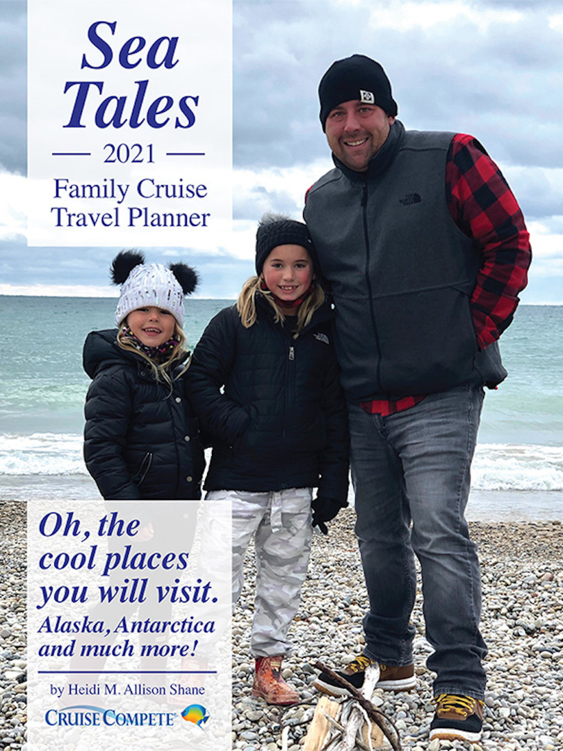 Sea Tales 2021 Family Cruise Travel Planner | Travel Guides