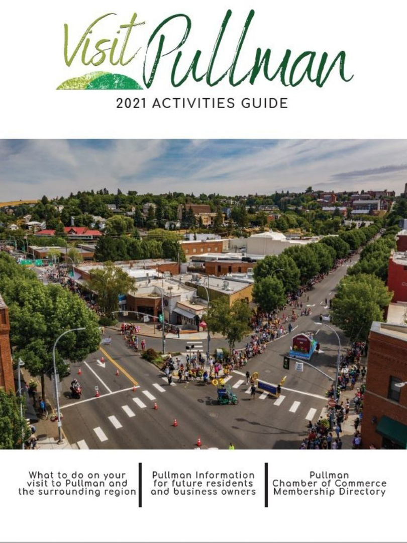 Pullman Washington Activities Guide 2021