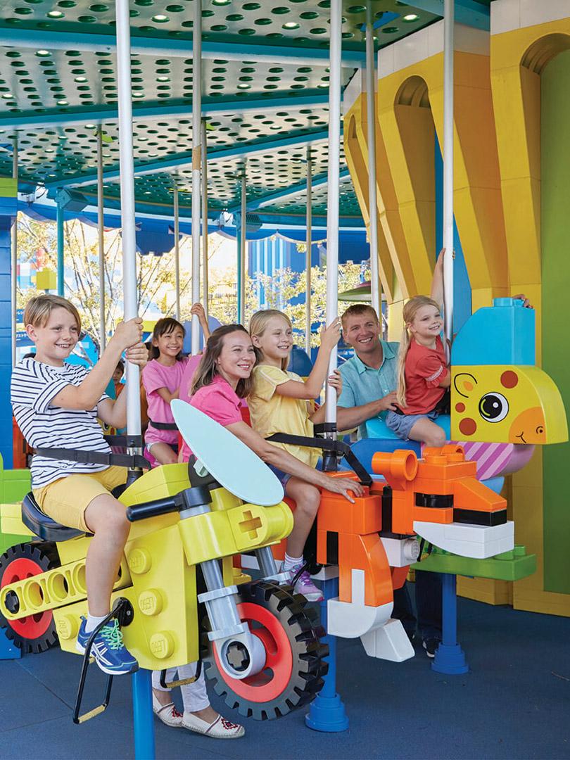 LegoLand (Goshen) New York Resort Opening 2021