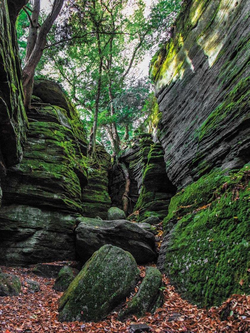 Panama Rocks, Panama New York