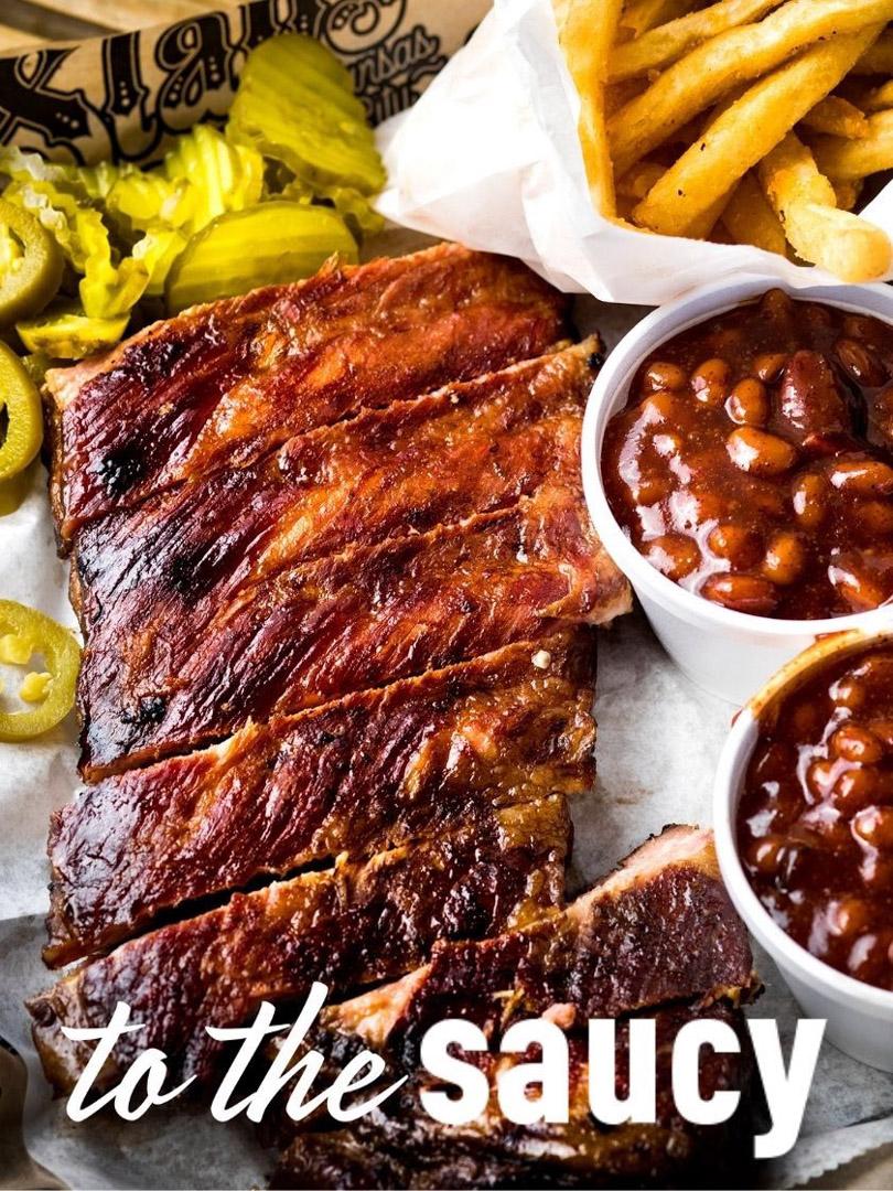 Kansas City Style BBQ, Slap's, Kansas City, Kansas