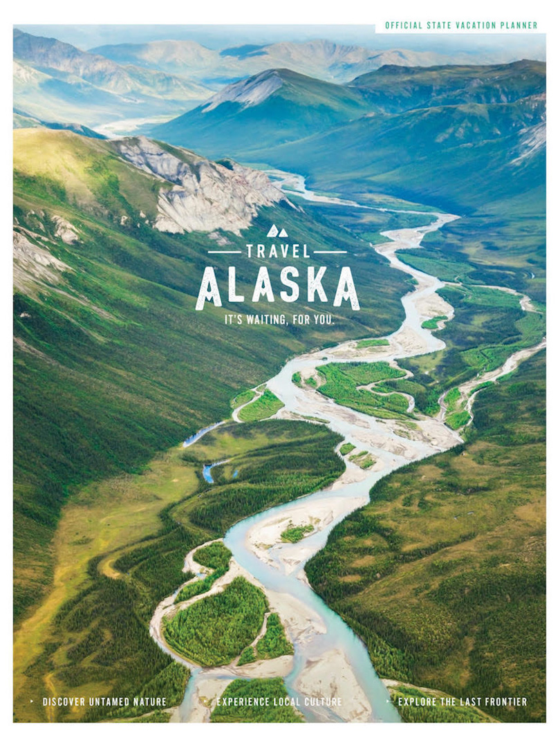 Alaska Travel Planner and Visitor Guide