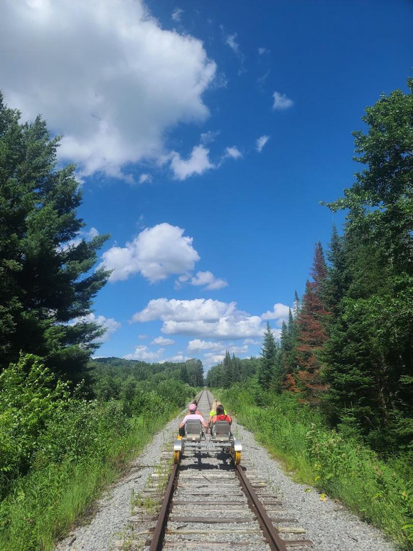 Adirondack Railroad, Oneida County, NY