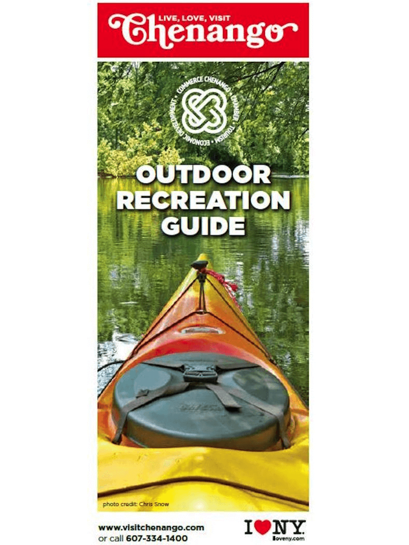 Outdoor Recreation Guide for Chenango County, NY | Travel Guides