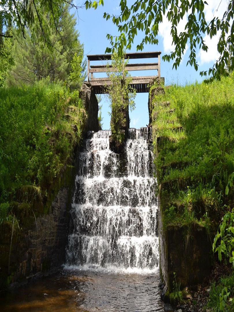 Rexford Falls, Sherburne- Chenango, NY