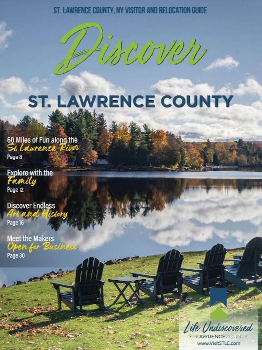 St. Lawrence County NY 2021 Visitors Guide | Travel Guides