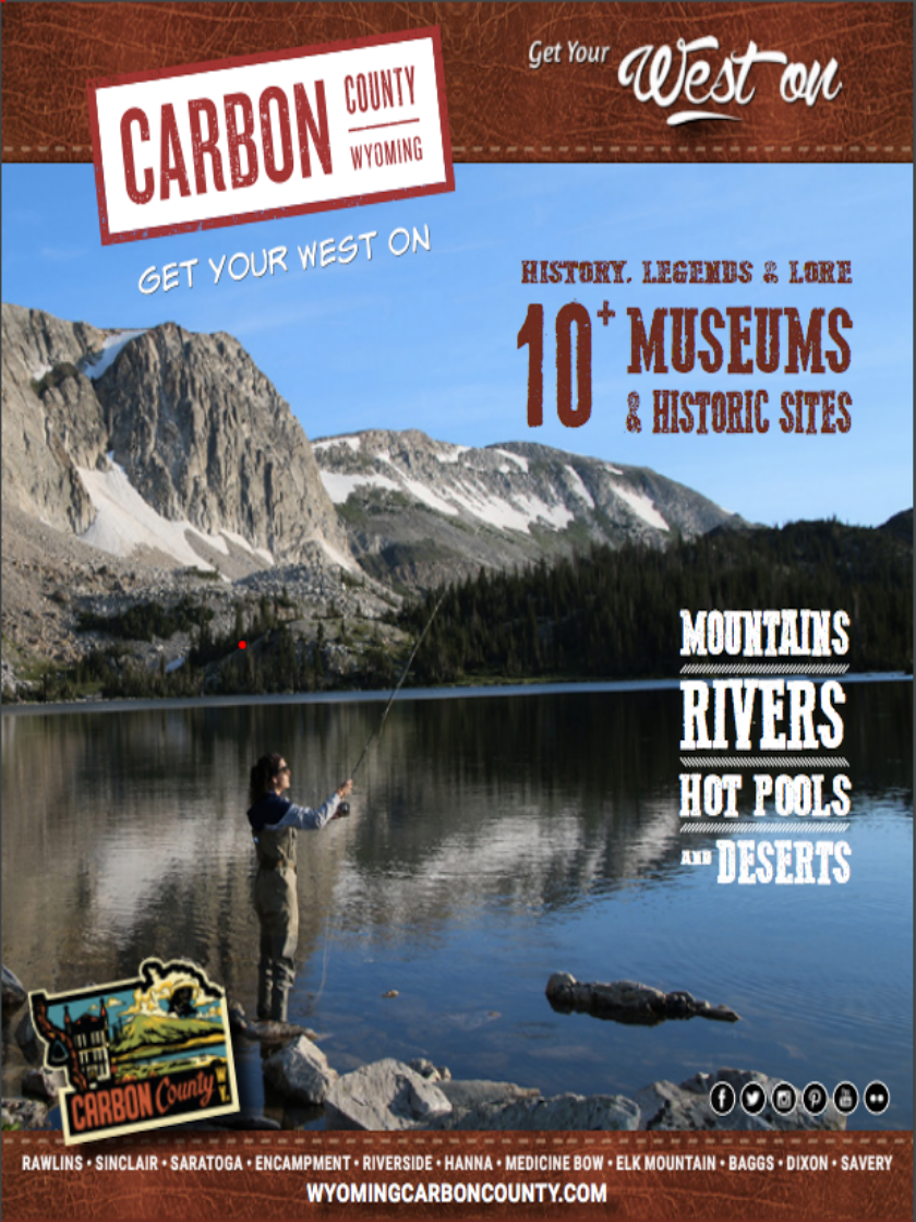 Carbon County Wyoming Travel Guide | Travel Guides