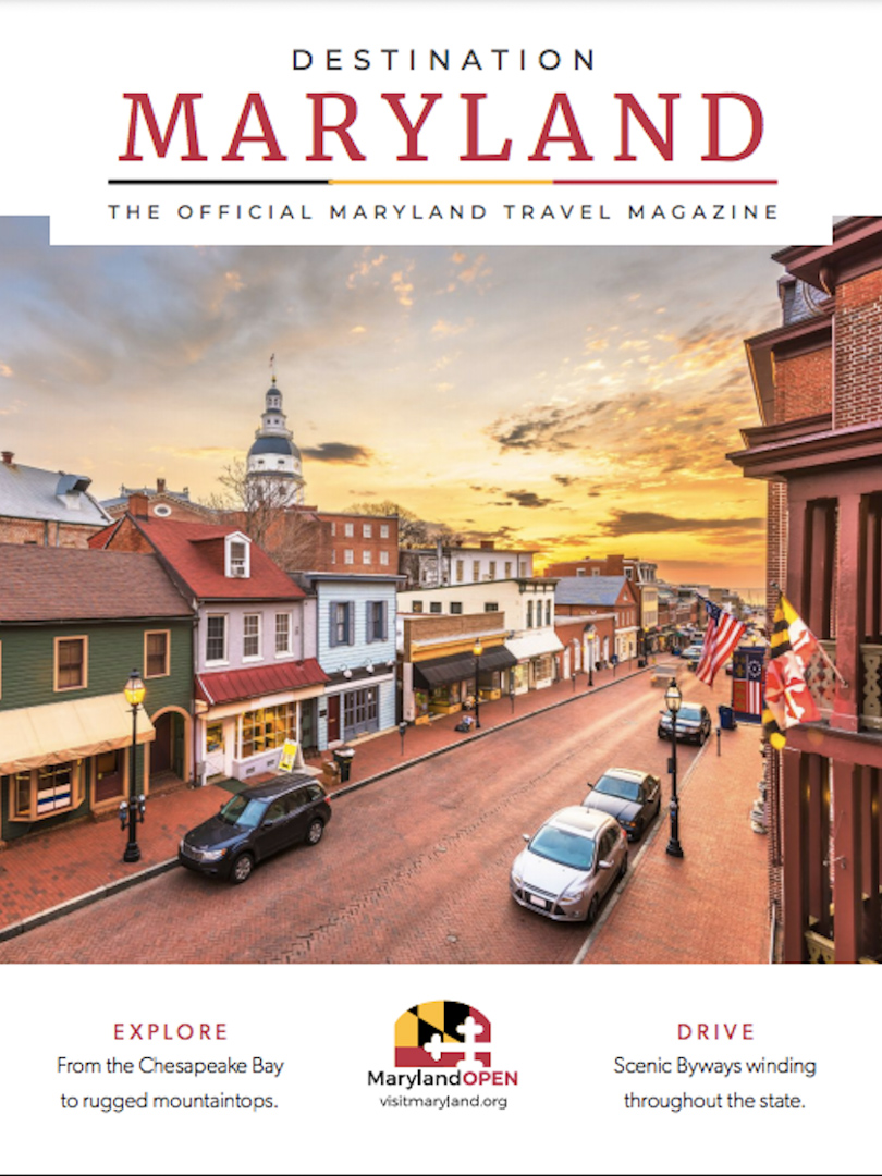 Official Maryland Travel Guide 2021