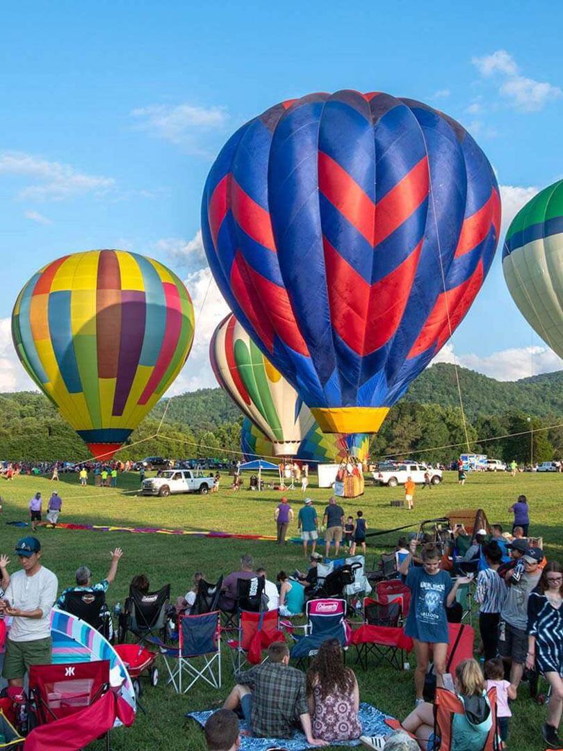 Balloonfest - Townsend, TN