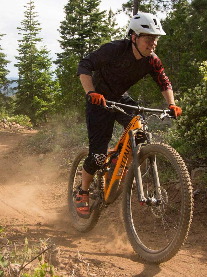 Biking, Klamath, OR